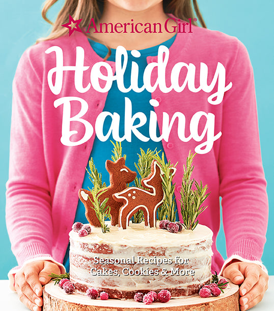 American Girl Holiday Baking