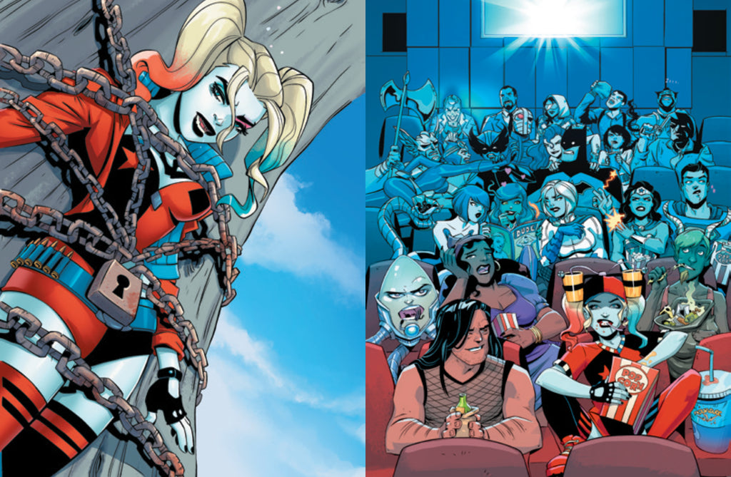 DC: Harley Quinn (Tiny Book)