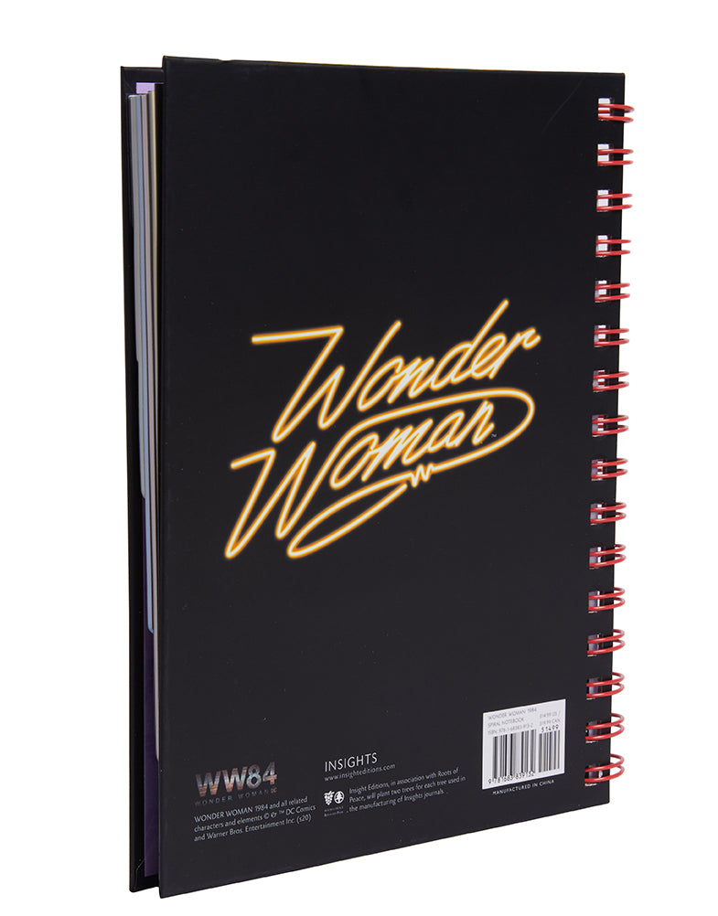 DC Comics: Wonder Woman 1984 Spiral Notebook