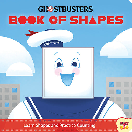 Ghostbusters: Book of Shapes