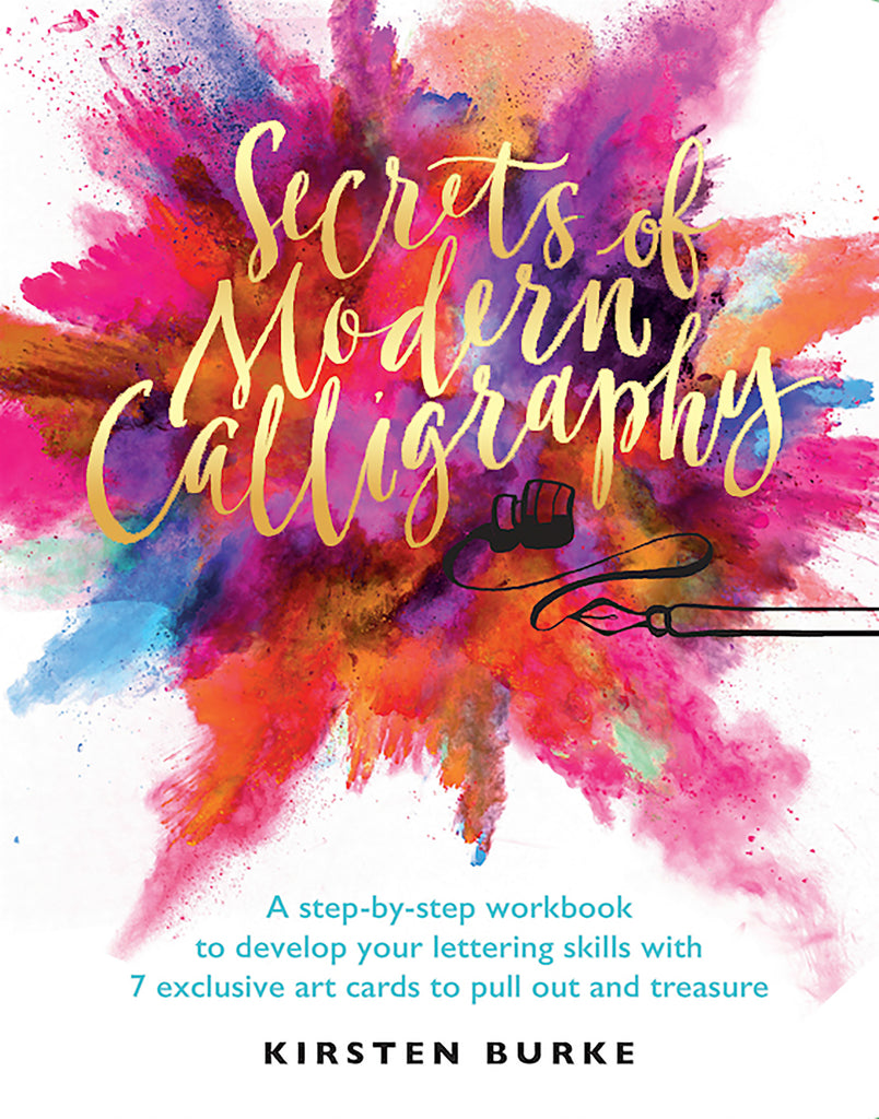 Secrets of Modern Calligraphy
