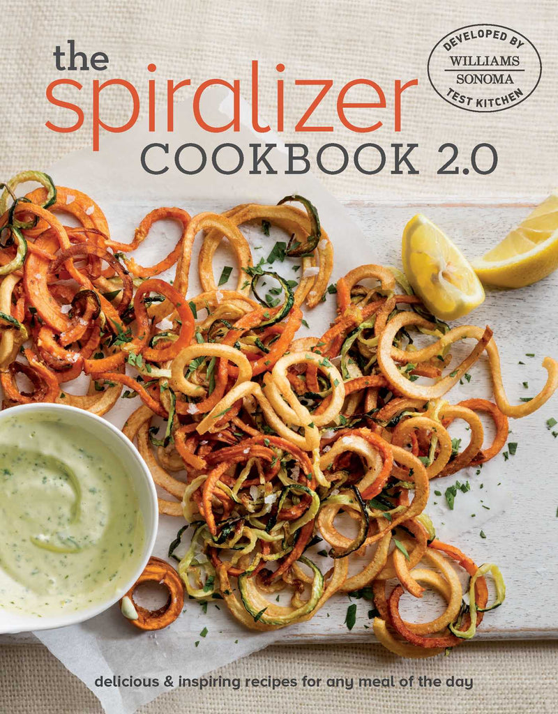 Spiralizer Cookbook 2.0