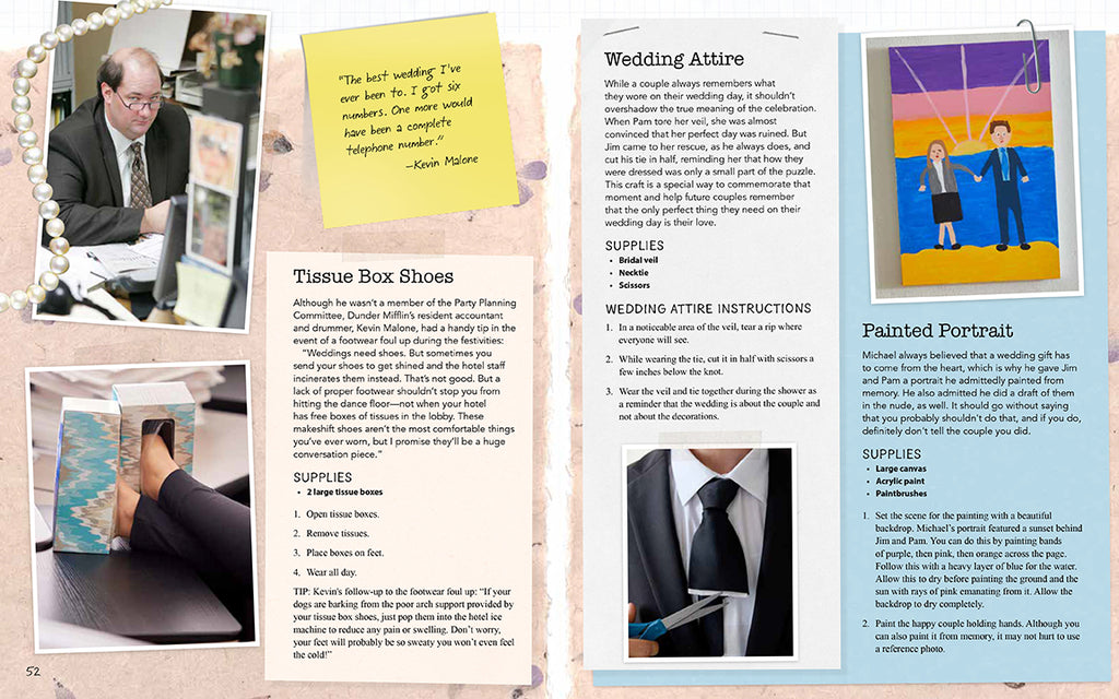 The Office: The Official Party Planning Guide to Planning Parties