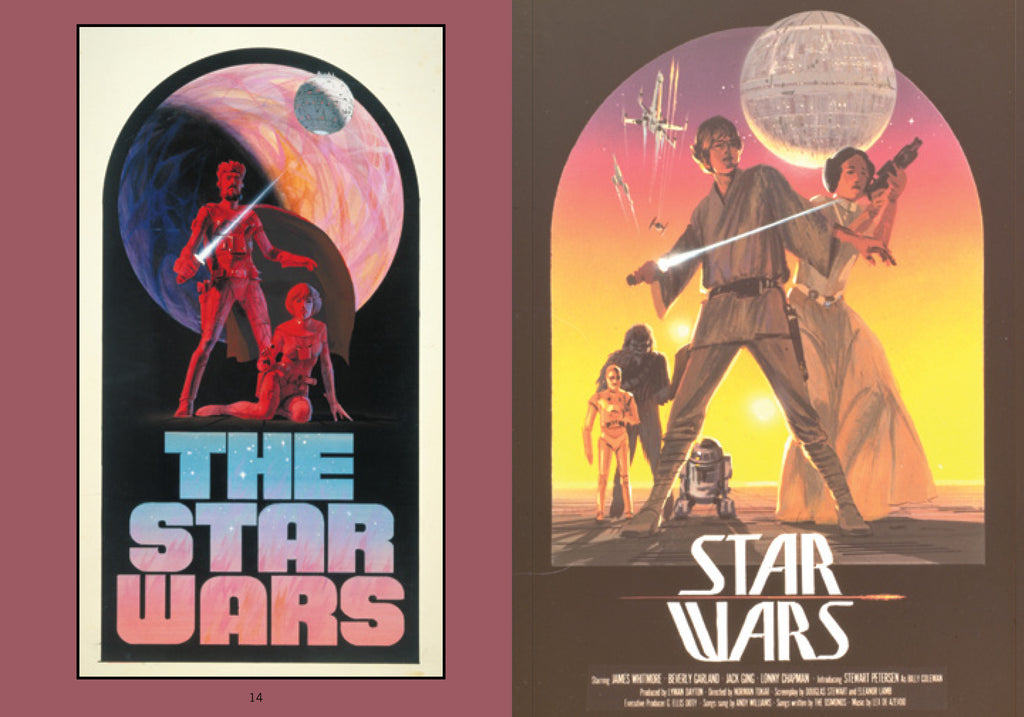 Star Wars: The Poster Collection