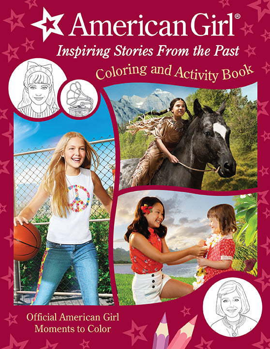 American Girl: Inspiring Stories from the Past