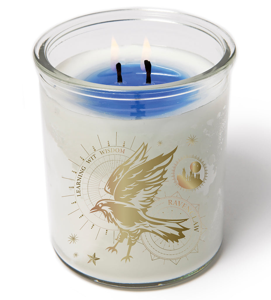 Harry Potter: Magical Color-Changing Ravenclaw Candle