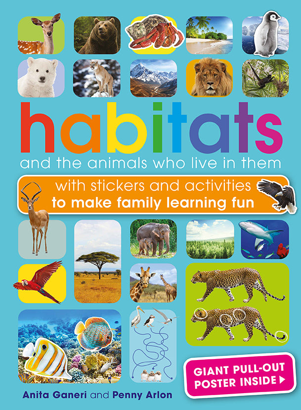 Habitats and the Animals Who Live in Them