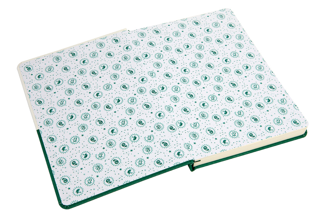 Harry Potter: Slytherin Constellation Hardcover Ruled Journal [Constellation]