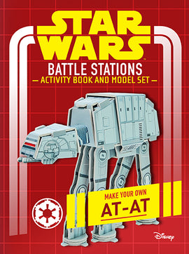 Star Wars: Battle Stations Activity Book and Model