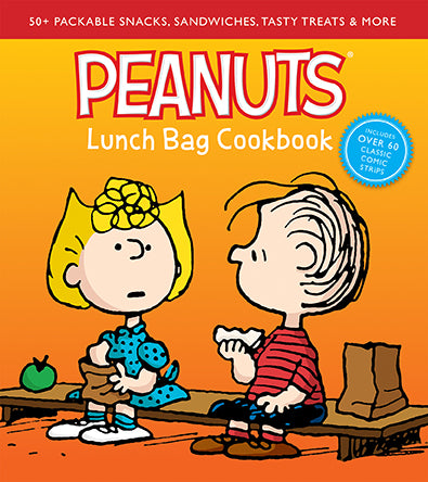 Peanuts Lunch Bag Cookbook