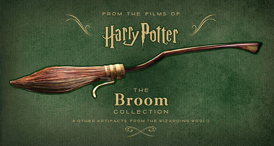 Harry Potter: The Broom Collection