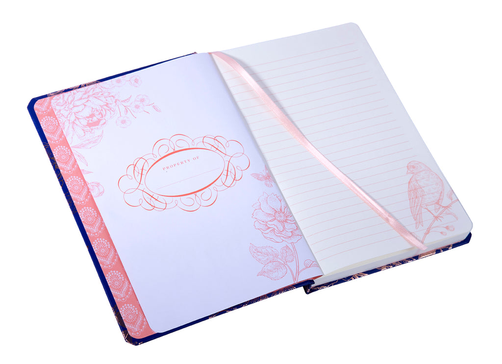 Jane Austen: Indulge Your Imagination Hardcover Ruled Journal