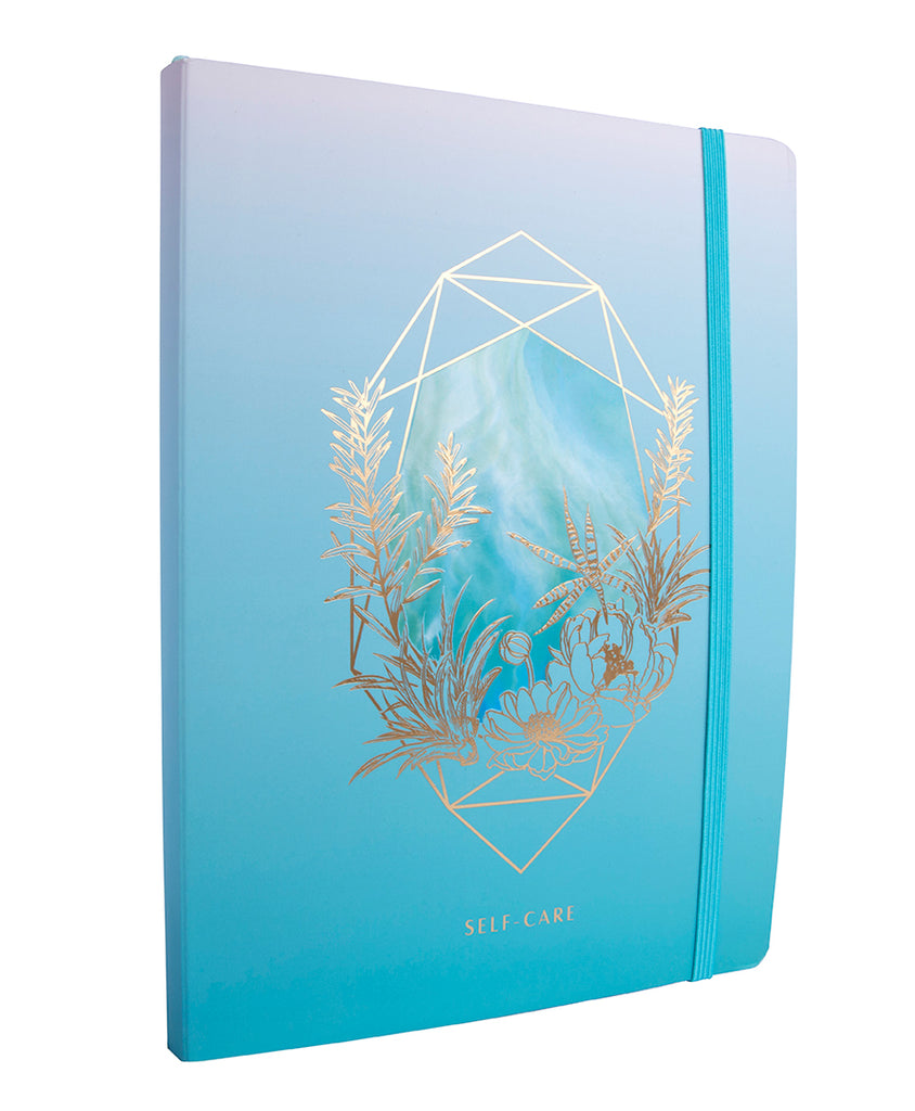 Self-Care Softcover Notebook