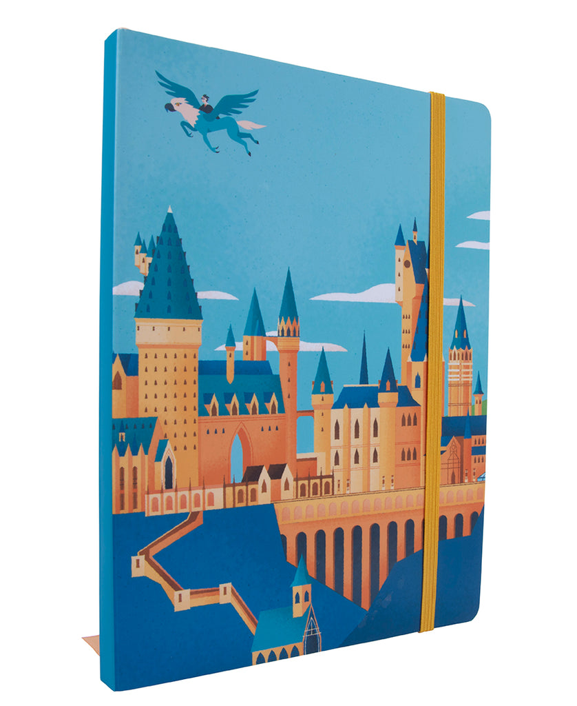 Harry Potter: Exploring Hogwarts ™ Castle Softcover Notebook