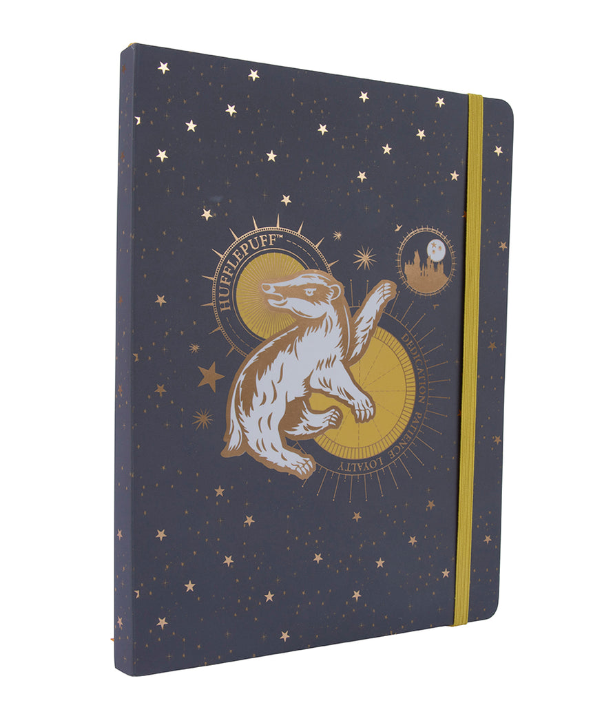 Harry Potter: Hufflepuff Constellation Softcover Notebook