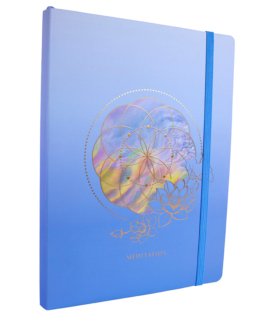 Meditation Softcover Notebook