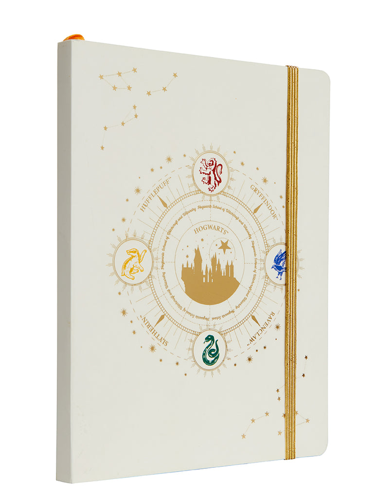 Harry Potter: Hogwarts Constellation Softcover Notebook