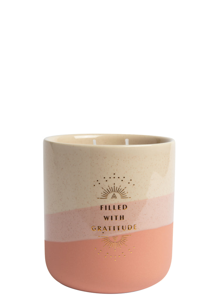 Gratitude Scented Candle