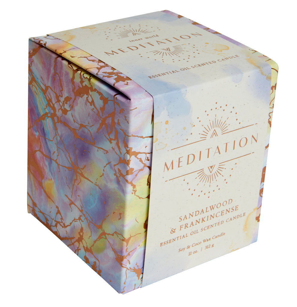 Meditation Scented Candle (11oz)