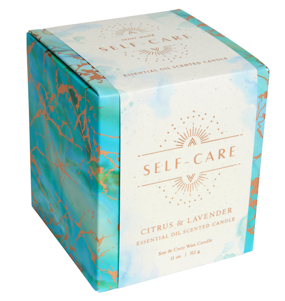 Self-Care Scented Candle