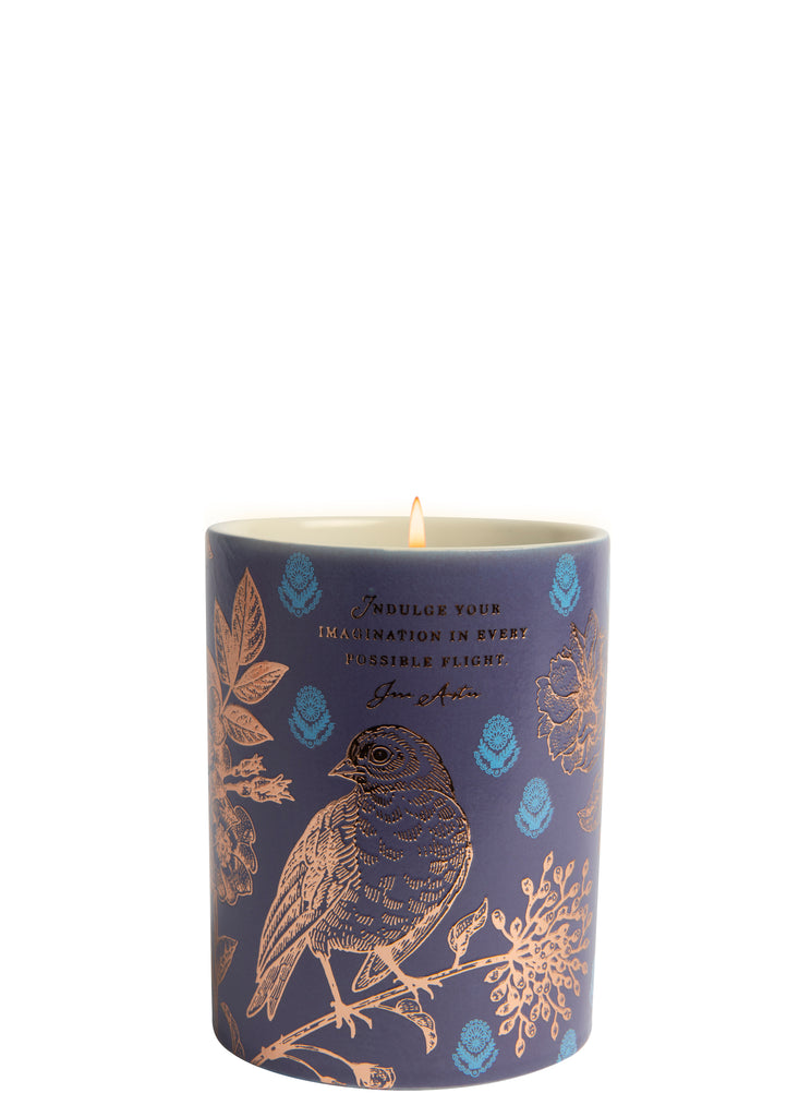 Jane Austen: Indulge Your Imagination Scented Candle (8.5 oz.)