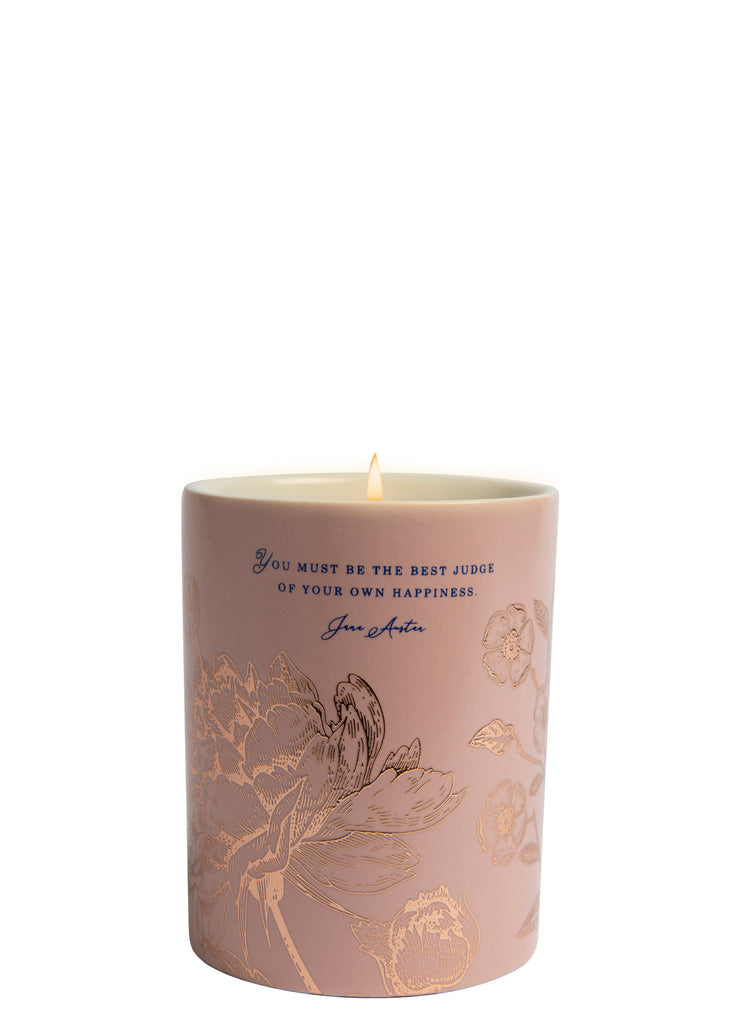 Jane Austen: Be The Best Judge Scented Candle (8.5 oz.)
