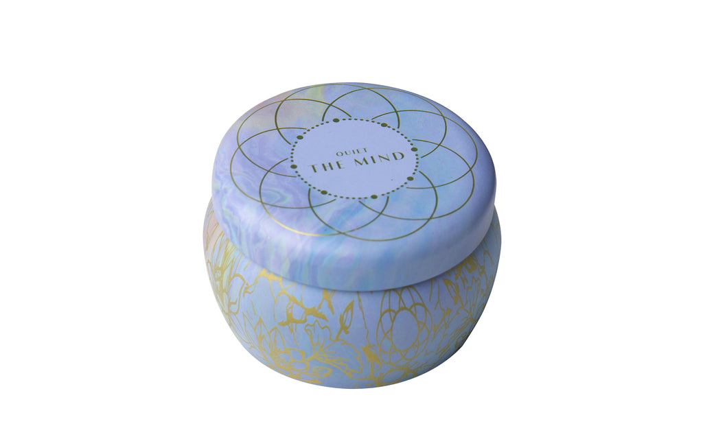 Meditation Scented Tin Candle (3 oz)