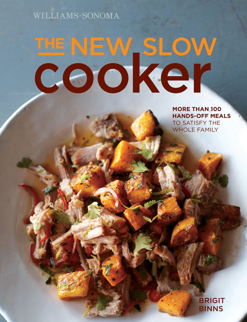 The New Slow Cooker rev. (Williams-Sonoma)