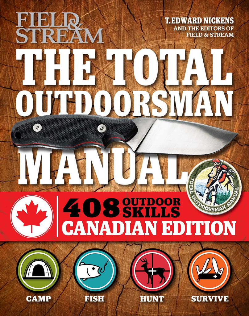 The Total Outdoorsman Manual (Canadian edition)