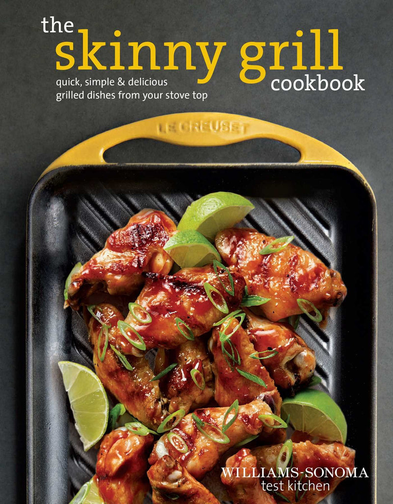 The Skinny Grill Cookbook