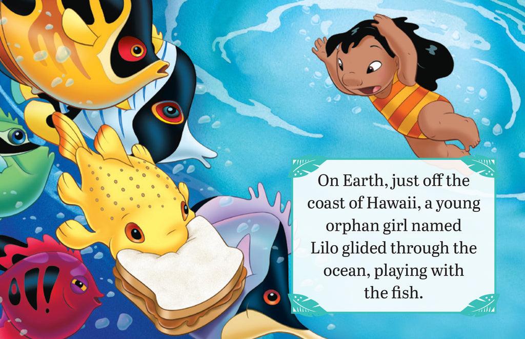 Disney: Lilo and Stitch [Tiny Book]