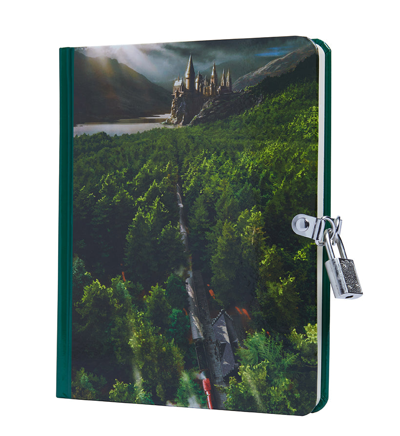Harry Potter: Hogwarts Express Lock & Key Diary