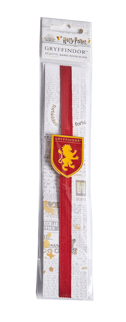 Harry Potter: Gryffindor Enamel Charm Bookmark