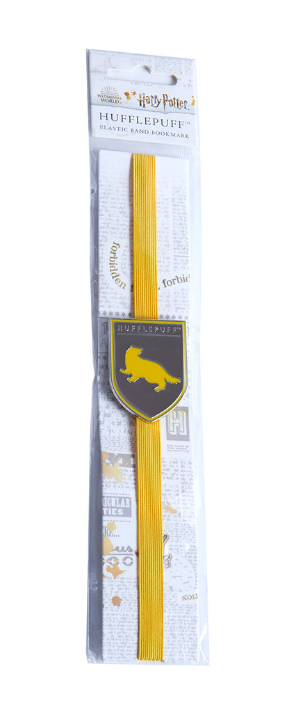 Harry Potter: Hufflepuff Enamel Charm Bookmark