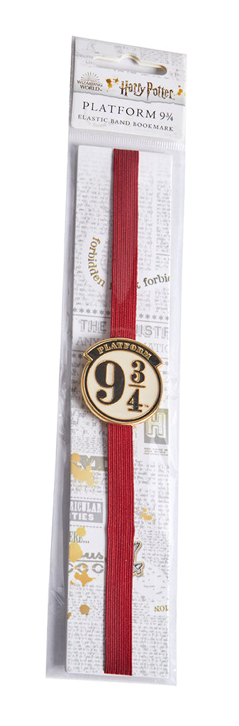 Harry Potter: Platform 9 3/4 Enamel Charm Bookmark
