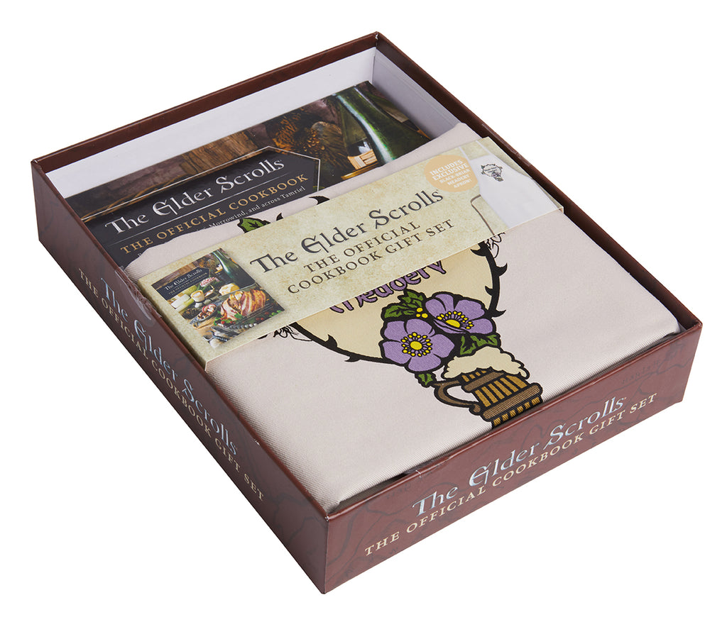 The Elder Scrolls®: The Official Cookbook Gift Set