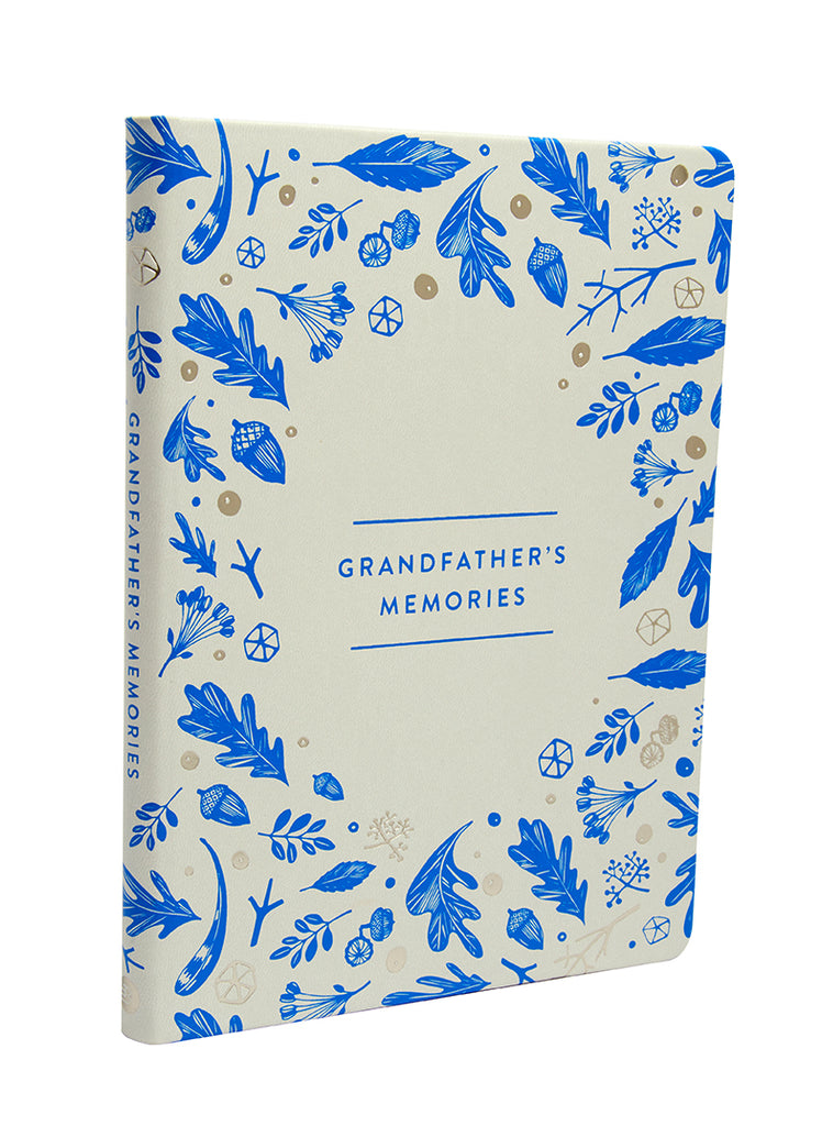 Grandfather's Memories: A Keepsake Journal