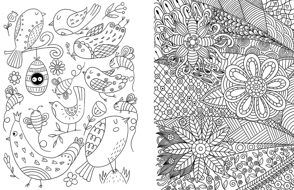 Mindful Coloring for Kids