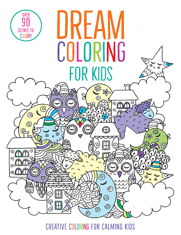 Dream Coloring for Kids