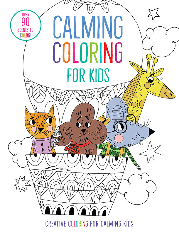 Calming Coloring for Kids