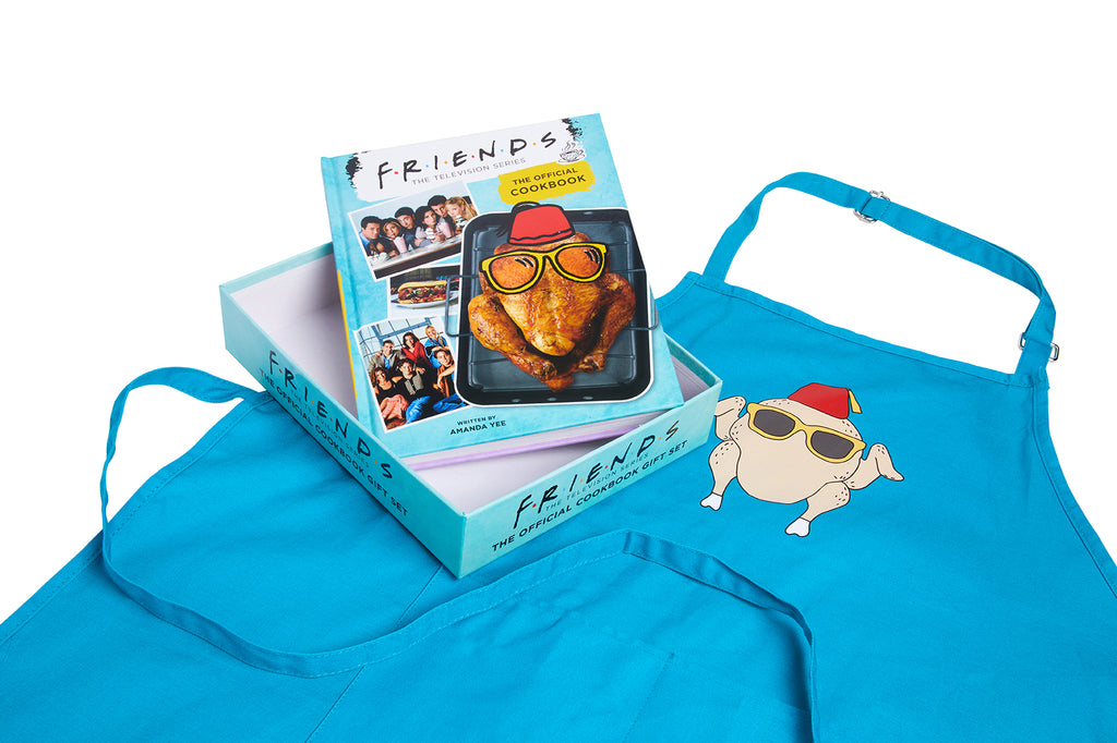 Friends: The Official Cookbook Gift Set