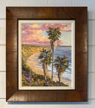 "Load image into Gallery viewer, Swami's Sunset Vista 13"" x 16"""