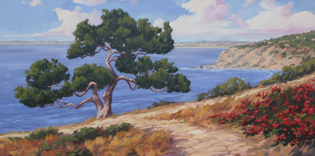 Palos Verdes Cove Commission 60