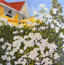 Load image into Gallery viewer, Pannikin Flowers Giclée Print