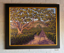 "Load image into Gallery viewer, Vineyard at Dusk 50"" x 40"""