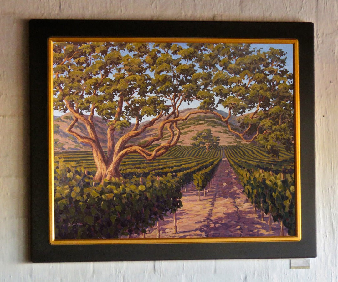 Vineyard at Dusk 50