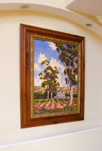"Load image into Gallery viewer, Napa Vineyard Original Oil Painting 30"" x 40"""
