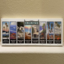 Load image into Gallery viewer, Encinitas Banners Giclee