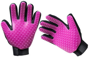 Pet Fur Grooming Glove
