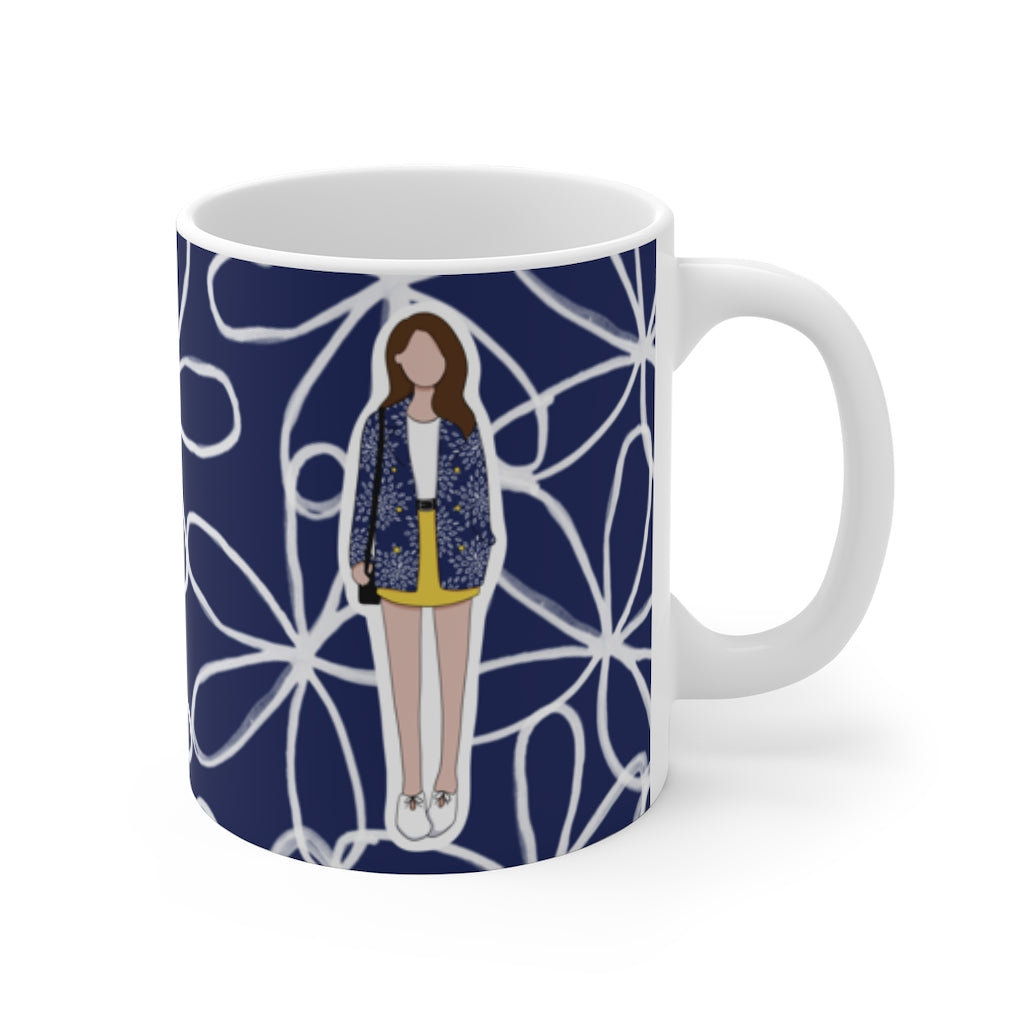 Business Aesthetic Mug Alyssa Marie Designs